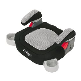 graco backless turbobooster seat chatter